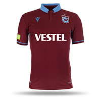 Trabzonspor Macron Trikot Bordeauxrot