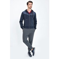 Trabzonspor Hooded Sweater Jacket