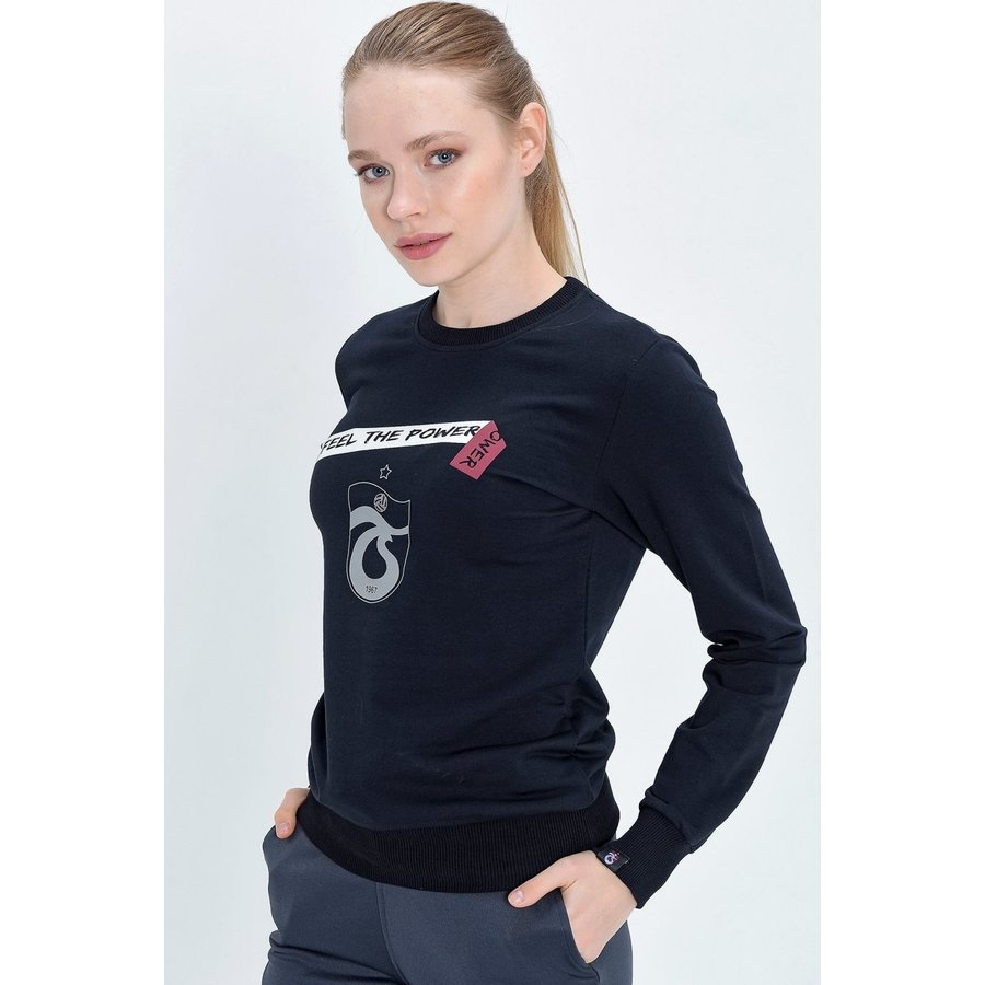 Trabzonspor Sweater Pour Femmes `Feel The Power`