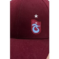 Trabzonspor Pet TS Logo Bordeaux