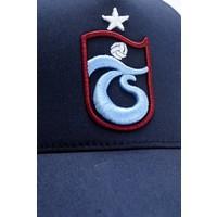 Trabzonspor Kappe Logo Marineblau