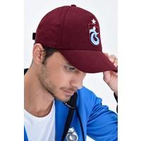 Trabzonspor Cap Logo Burgundy