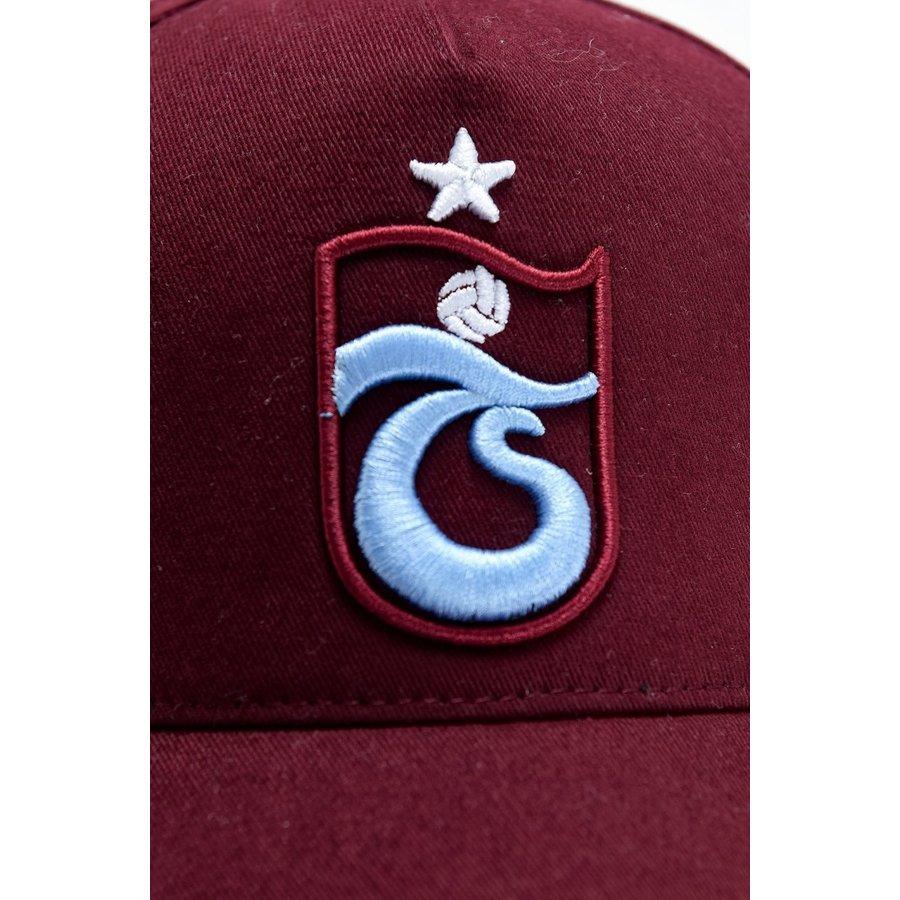 Trabzonspor Pet Logo Bordeaux