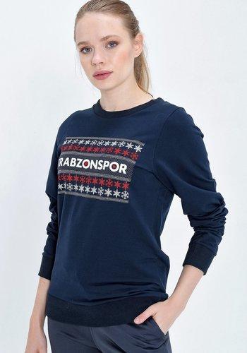 Trabzonspor Sweater Neujahr Damen