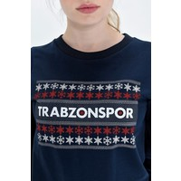 Trabzonspor Womens New Year Sweater