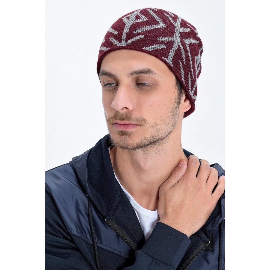 Trabzonspor Cap grey-burgundy