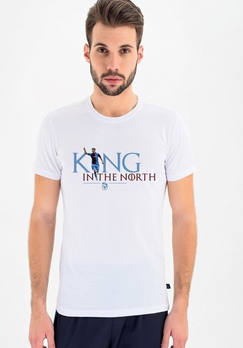 Trabzonspor T-Shirt ' King in the North Sorloth '