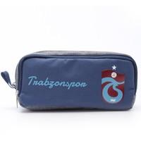 Trabzonspor Pencil Case logo navy blue-grey