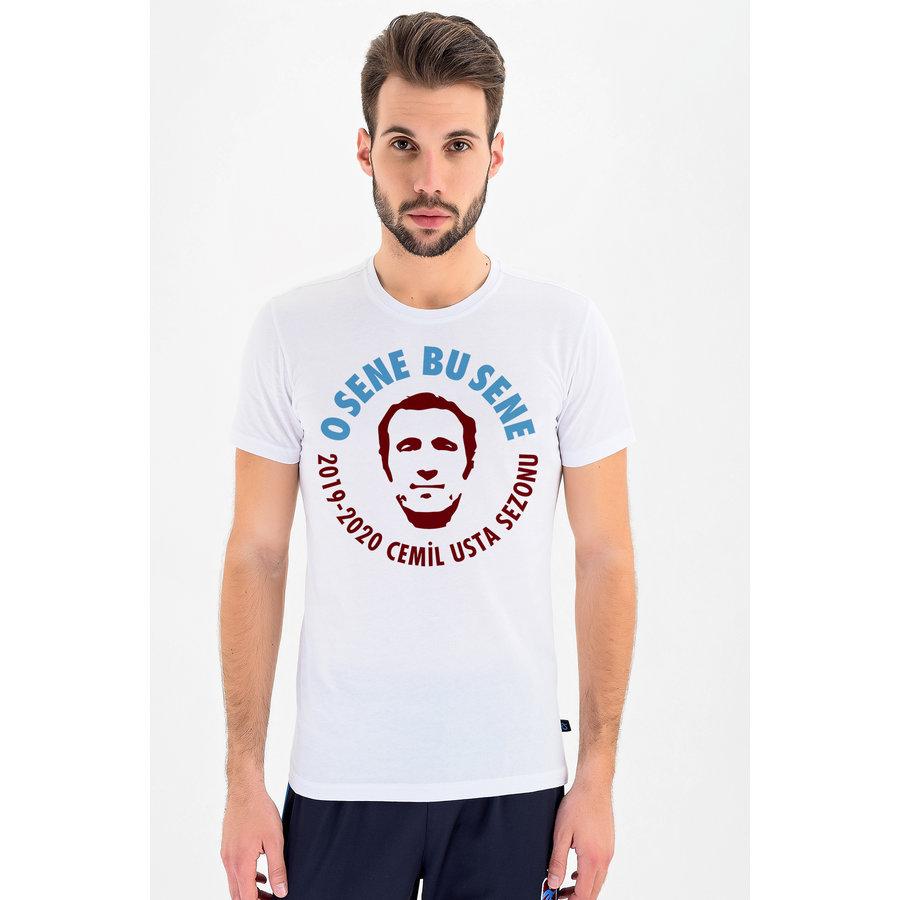 Trabzonspor T-Shirt ' O sene bu sene Cemil Usta'
