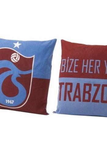 Trabzonspor Logo Pillow 40*4