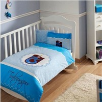 Trabzonspor Taç licensed Bed Clothes Set TS Basic Baby