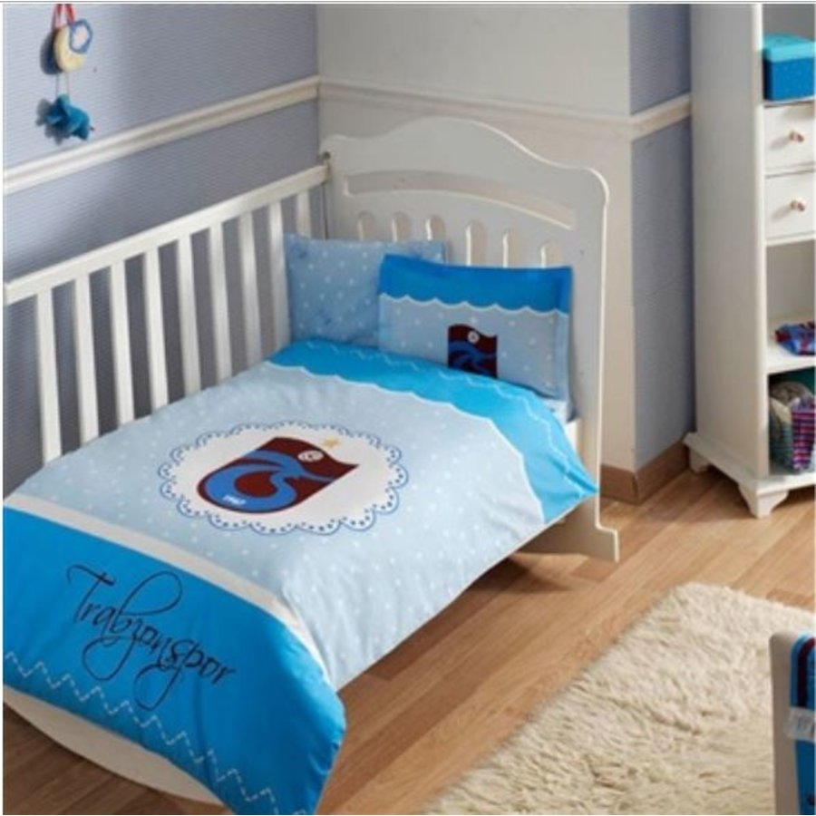 Trabzonspor Taç Gelicenseerd Beddengoedset TS Basic Baby