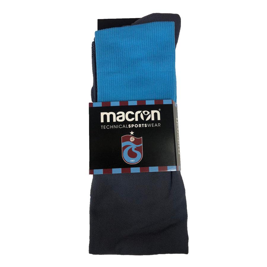 Trabzonspor Macron Grijs Kousen