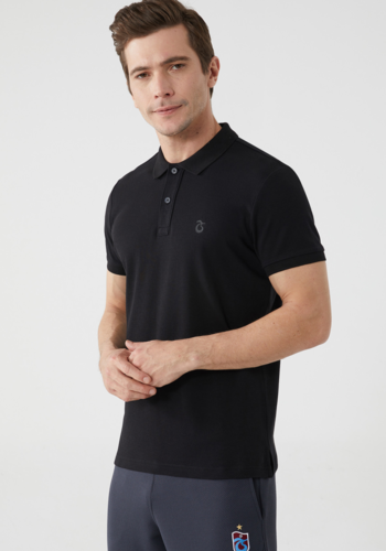 Trabzonspor Basic Polo T-Shirt