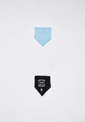 Trabzonspor Baby two-piece drool bib