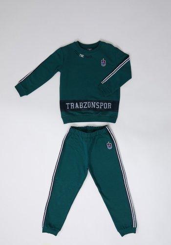 Trabzonspor Kids Tracksuit TS Logo