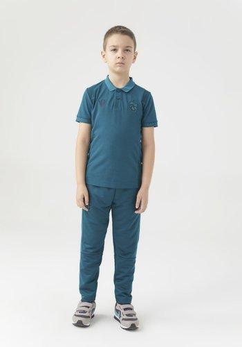 Trabzonspor Macron Polo T-Shirt D'entraînement Jeunesse