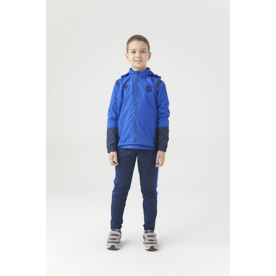 Trabzonspor Macron Youth Training Raincoat