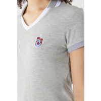Trabzonspor Polo T-Shirt Logo