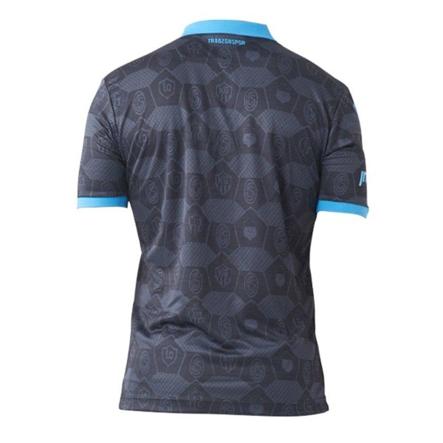 Trabzonspor Macron Shirt Jacquard