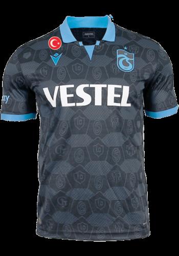 Trabzonspor Macron Trikot Jacquard