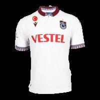 Trabzonspor Macron Maillot Blanc