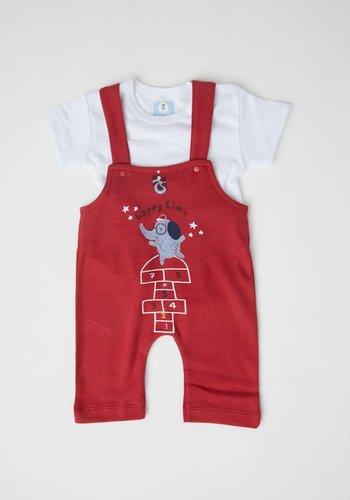Trabzonspor Babystrampler und Sweater
