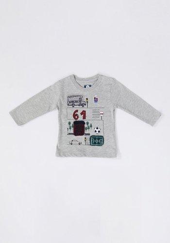 Trabzonspor Baby Sweater Grau