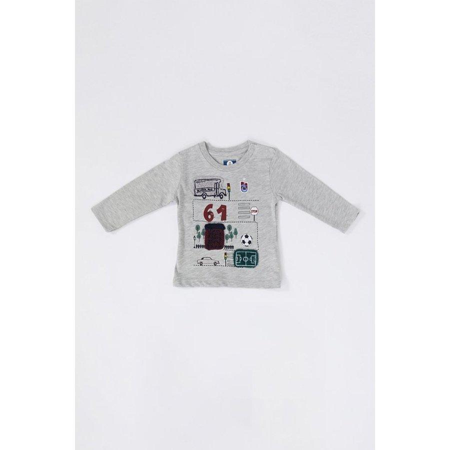 Trabzonspor Sweater Bébé Gris