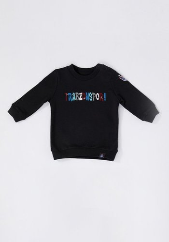 Trabzonspor Baby Sweater 'Trabzonspor' Black