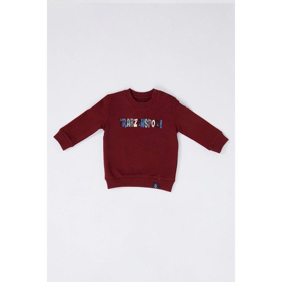 Trabzonspor Baby Sweater 'Trabzonspor' Burgundy