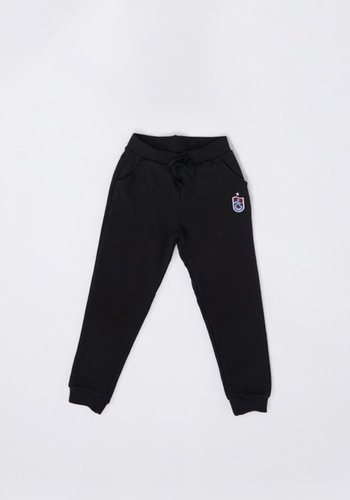 Trabzonspor Trainingshose Kinder Logo Schwarz