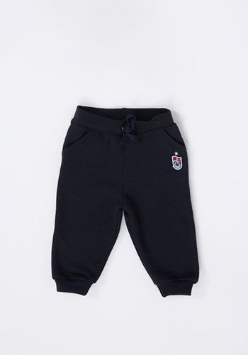 Trabzonspor Baby Training Pants Logo Navy Blue
