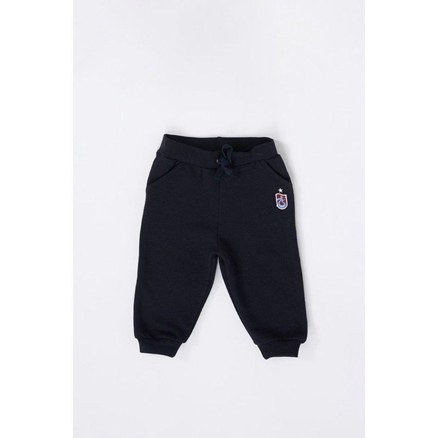 Trabzonspor Baby Training Pants Logo Navy Blue