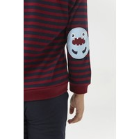 Trabzonspor Sweater Kinder Bordeauxrot