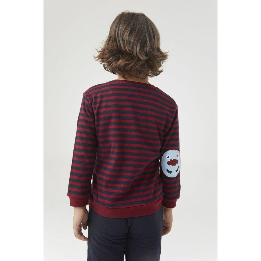 Trabzonspor Kids Sweater Burgundy