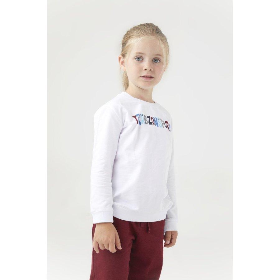 Trabzonspor Sweater Kinderen 'Trabzonspor' Wit