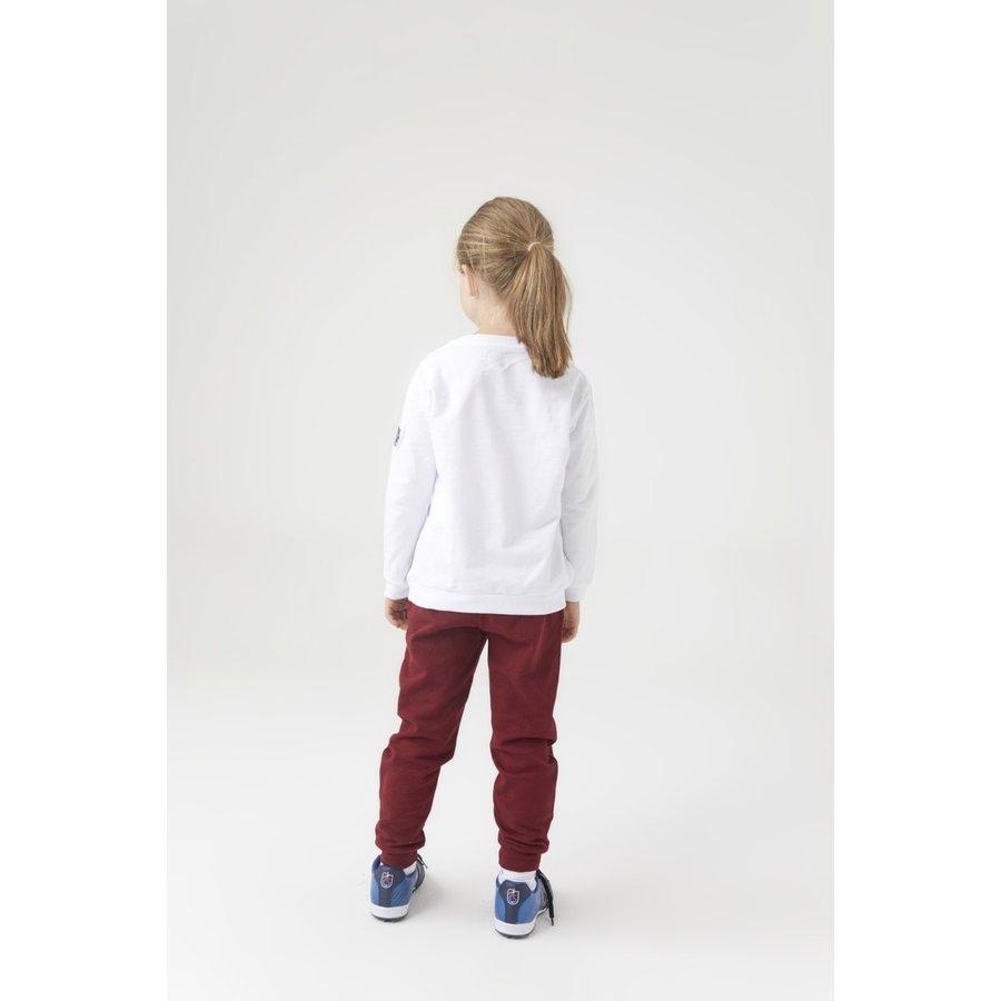 Trabzonspor Kids Sweater 'Trabzonspor' White