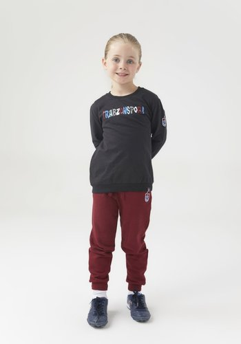 Trabzonspor Kids Sweater 'Trabzonspor' Black