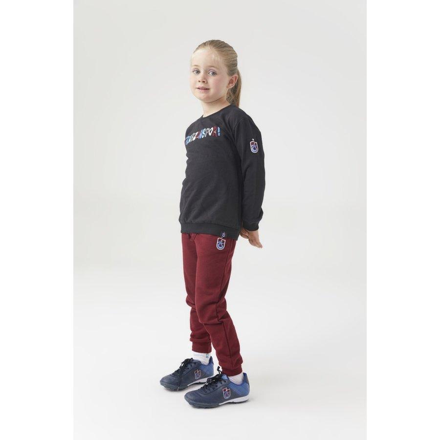 Trabzonspor Sweater 'Trabzonspor' Noir Pour Enfants