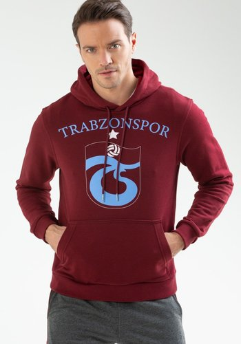 Trabzonspor Sweat à Capuche Trabzonspor Logo