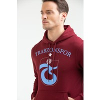 Trabzonspor Hooded Sweater Trabzonspor Logo