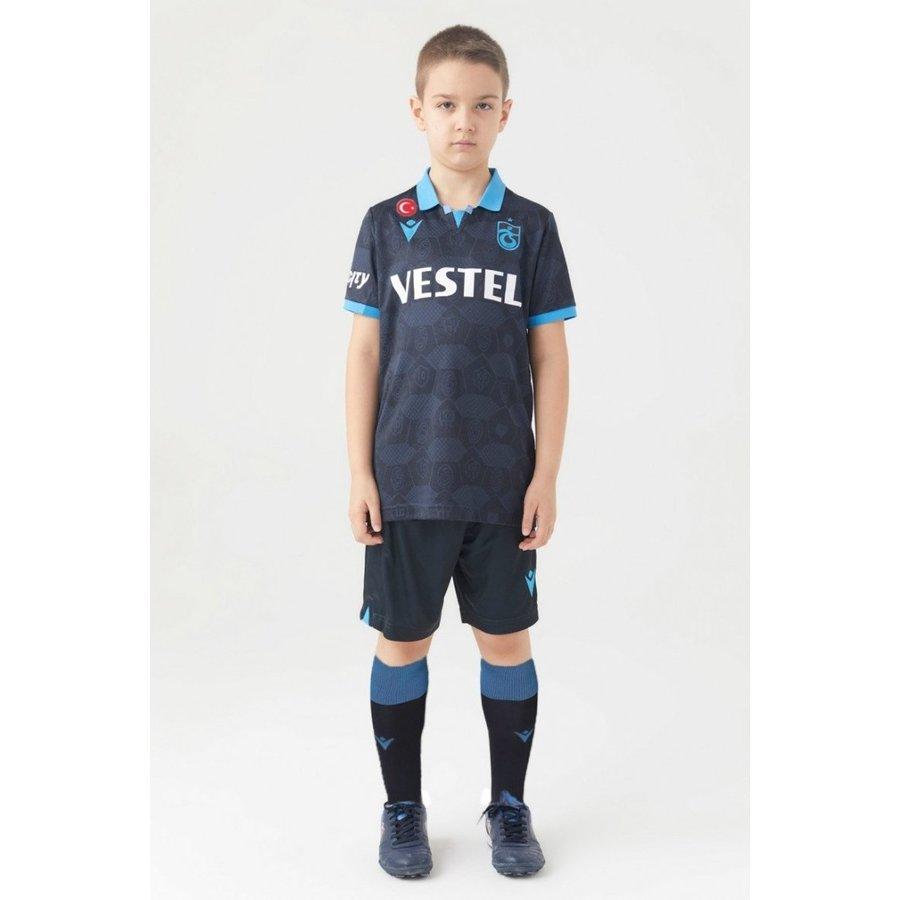 Trabzonspor Macron Maillot Jacquard Pour Enfant