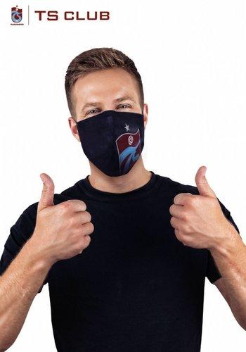 Trabzonspor Maske Logolu