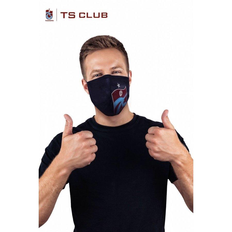 Trabzonspor Maske Logo