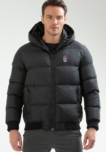 Trabzonspor Black Jacket