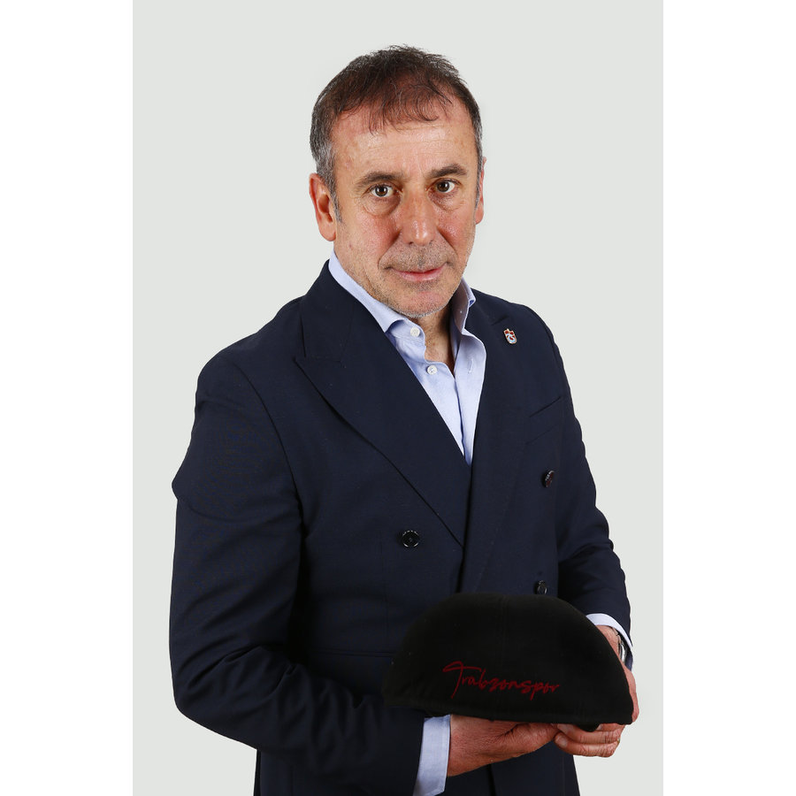 Trabzonspor Casquette Plate