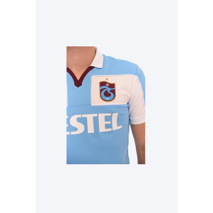 Trabzonspor Macron Shirt Blauw