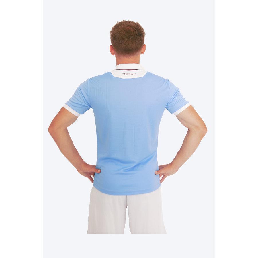 Trabzonspor Macron Football Shirt Blue