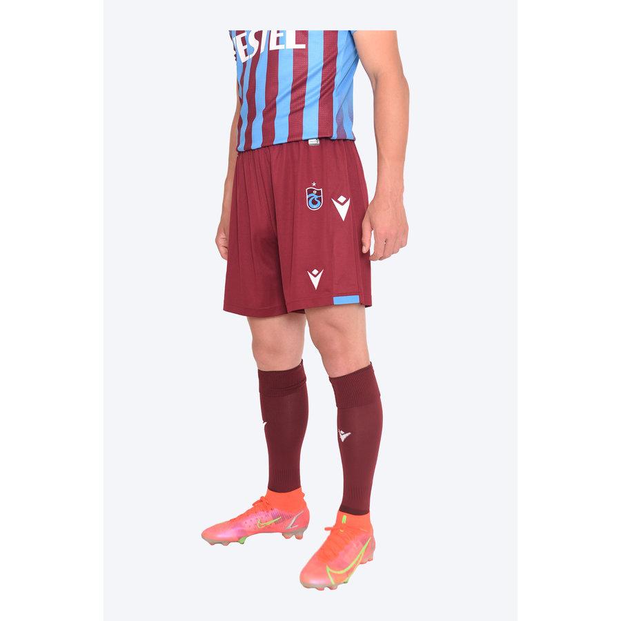 Trabzonspor Macron Short Bordeauxrot
